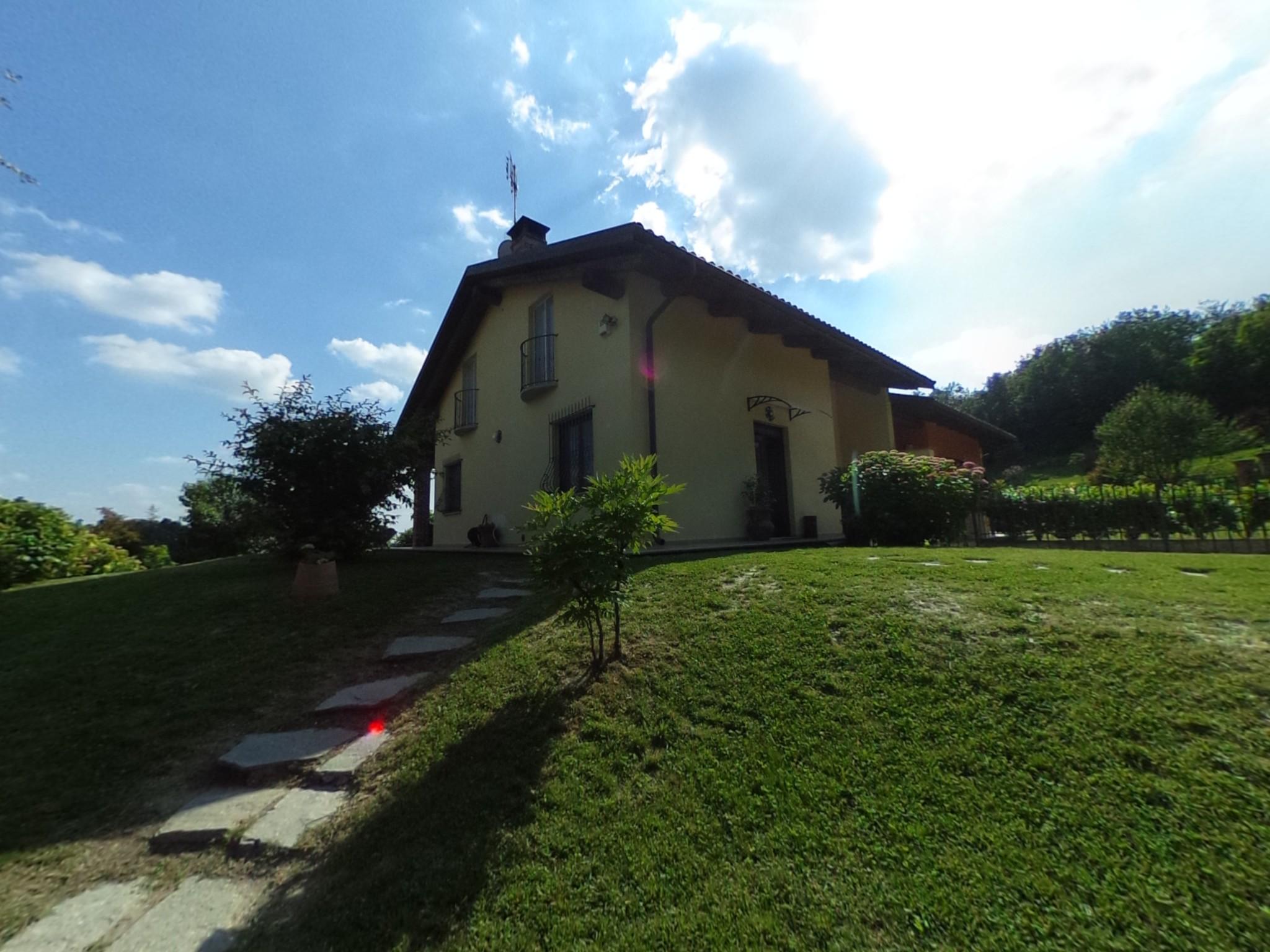Berzano San Pietro, Via Valle Ochera