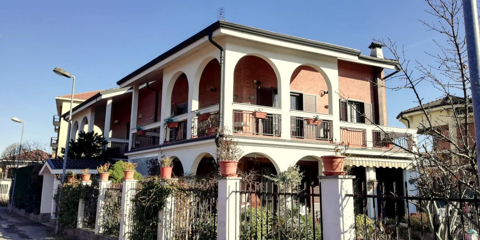 Venaria Reale, Savonera, Via Luigi Battan