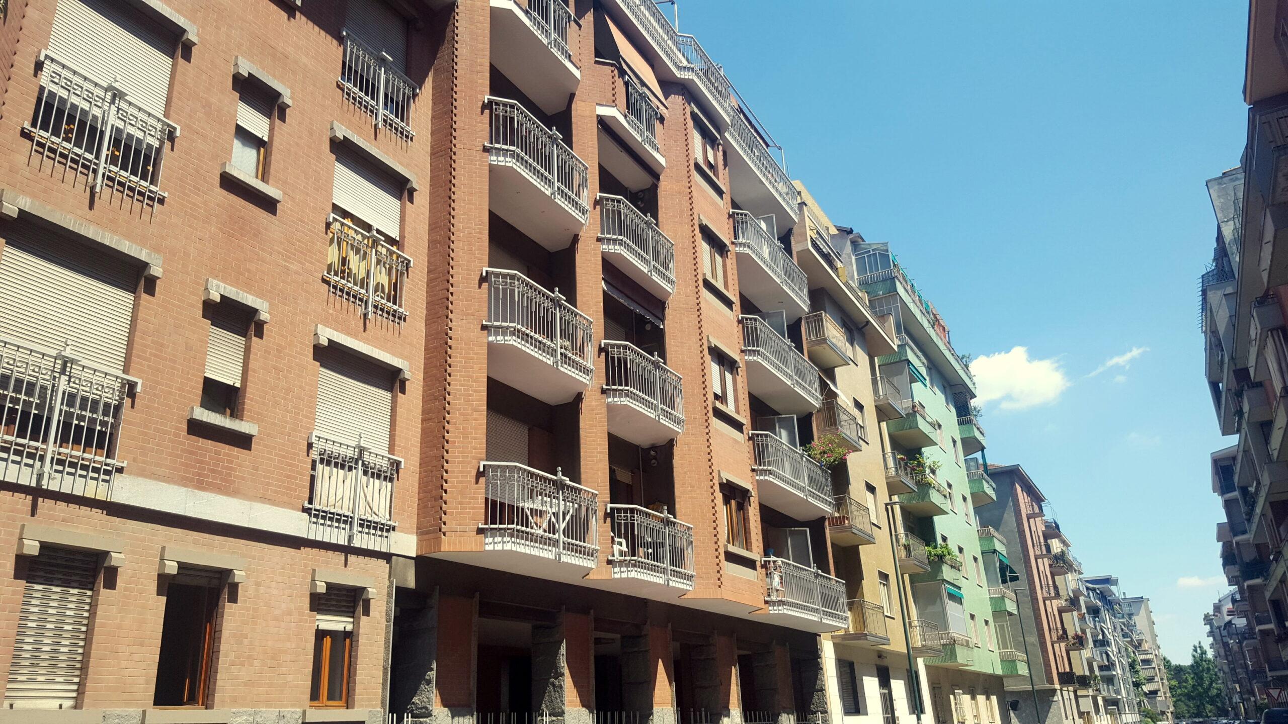 Torino, Santa Rita, Via Ogliaro