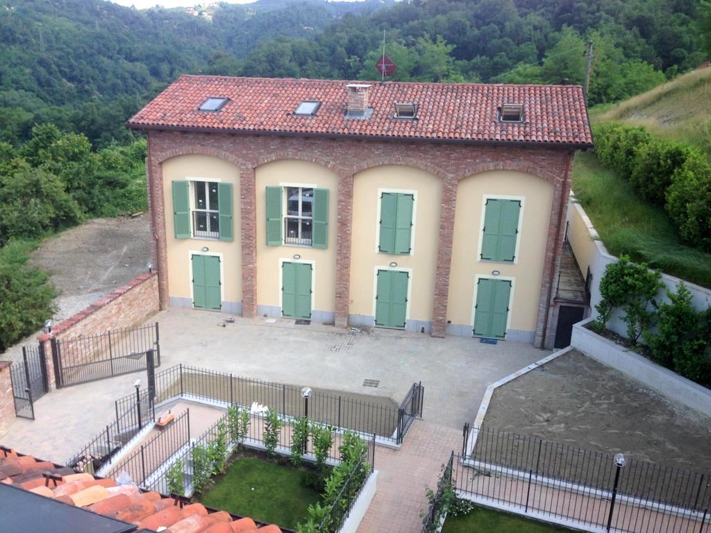 San Mauro Torinese, Strada Moncanino